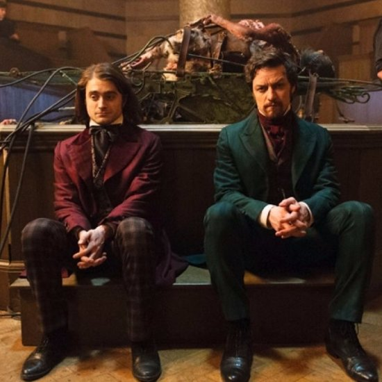 Daniel Radcliffe and James McAvoy Are a New Kind of Igor and Doctor Frankenstein