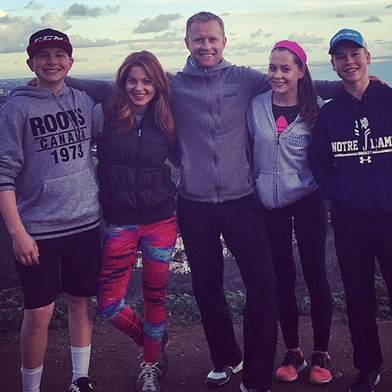 Candace Cameron Bure's Family Pictures on Instagram