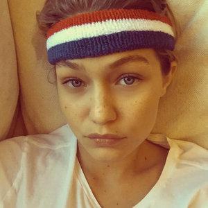 Celebrity Selfies With No Makeup
