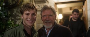It's Pretty Adorable to Hear About Harrison Ford Meeting His Young Doppelgänger
