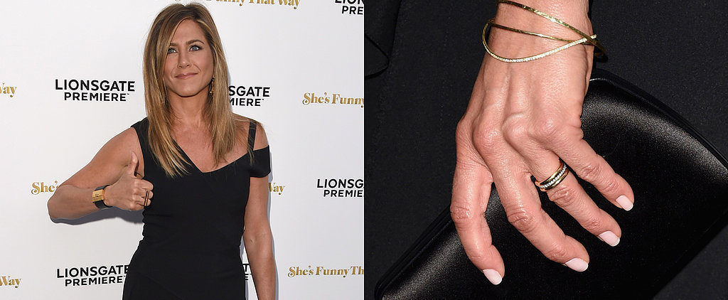 Jennifer Aniston Has That Newlywed Glow! See Her First Post-Wedding Appearance