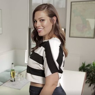 Ashley Graham Fashion Advice Video