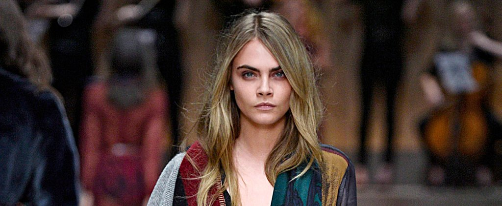 22 Reasons We'll Miss Seeing Cara Delevingne Grace the Catwalk