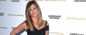 "Jennifer Aniston Gushes About Married Life With Justin Theroux: ""It Feels Quite Natural"""