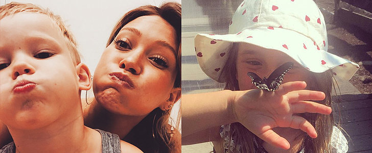 Hilary Duff, Gisele Bündchen, and More Shared Cute Kiddo Snaps This Week!