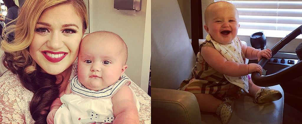 24 Frame-Worthy Photos of Kelly Clarkson's Ridiculously Adorable Daughter, River