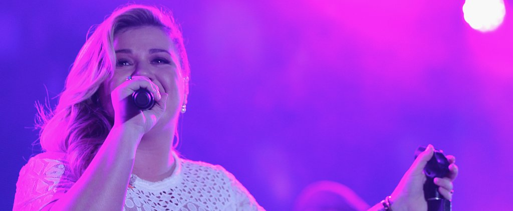 """Cool For the Summer"" Is Kelly Clarkson's Latest Show of Pop Cover Dominance"