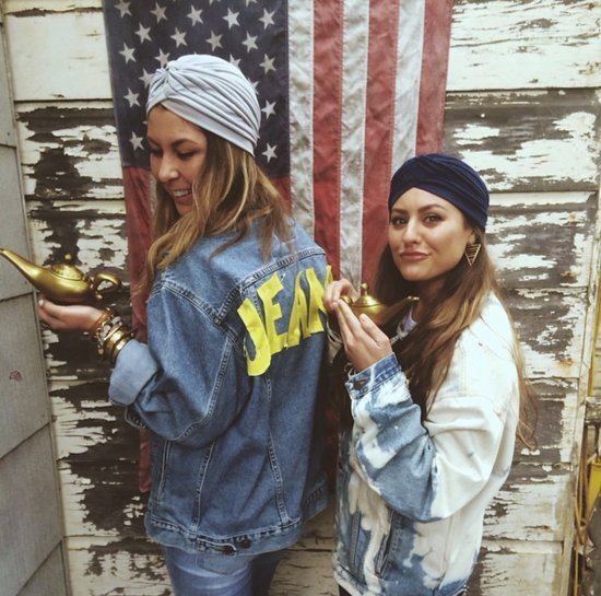 Jean Jacket Costume Ideas