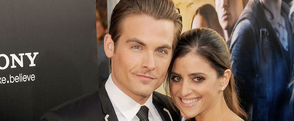 Kevin Zegers Welcomes Twin Daughters With His Wife — See the Precious Photo!