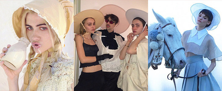 Is #Bonnetcore the Next Big Street Style Accessory Trend?