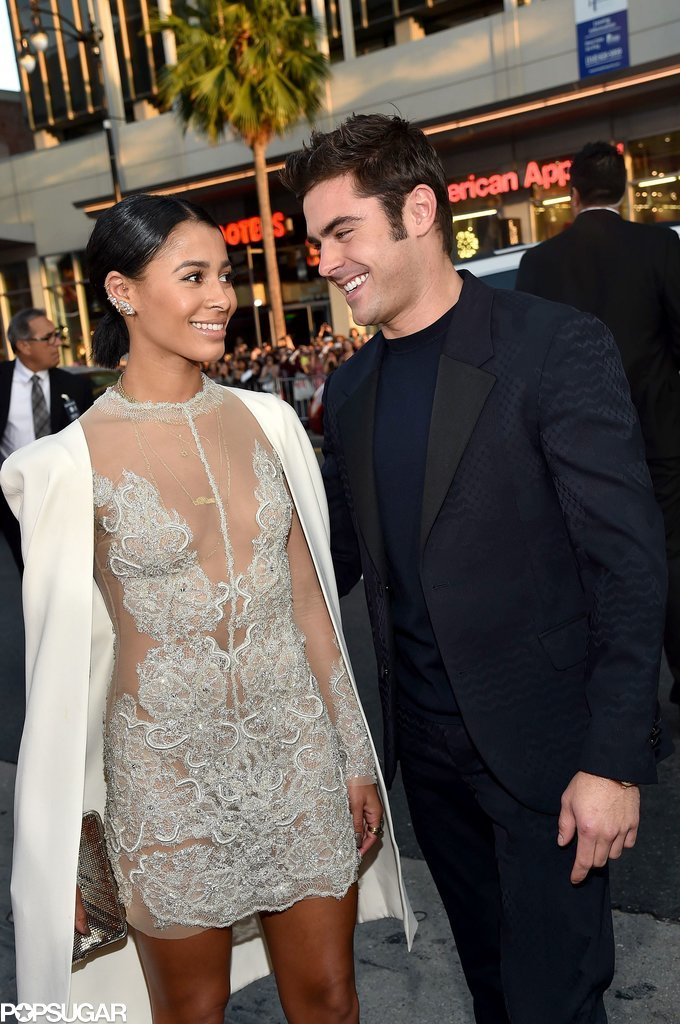 zac efron dating list Zac efron dating history zac and sami started dating september 5, 2014 zac efron and his girlfriend sami miro pose for.