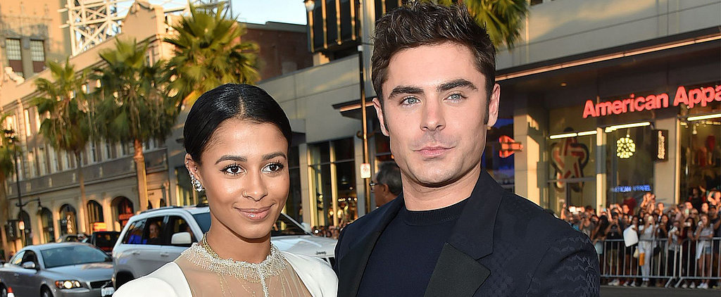 Zac Efron and Sami Miró Attend Their First Big Event Together!