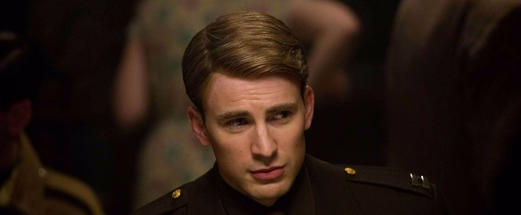 We're Pretty Sure That Captain America Just Keeps Getting Hotter