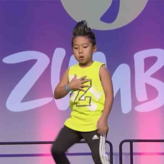 Aidan Prince Performs at 2015 International Zumba Convention