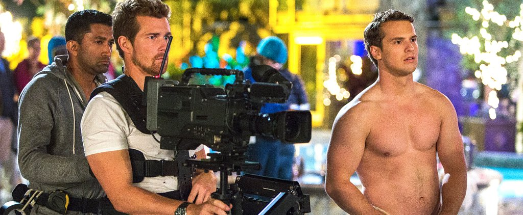 The Best Shirtless TV Moments From 2015 So Far