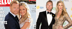 See the First Picture of Ronan Keating and Storm Uechtritz's Wedding!