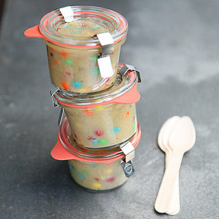 No-Egg Cookie Dough With M&M's Recipe