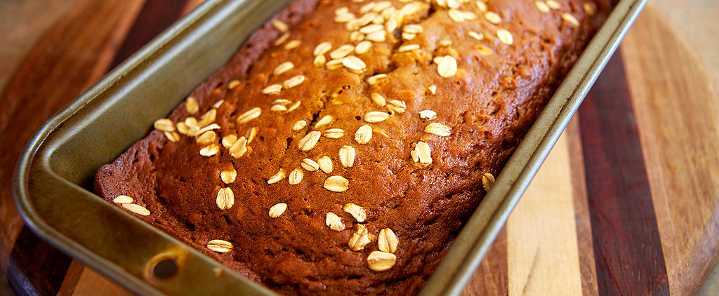 Spice Up Breakfast With This Oatmeal Pumpkin Bread