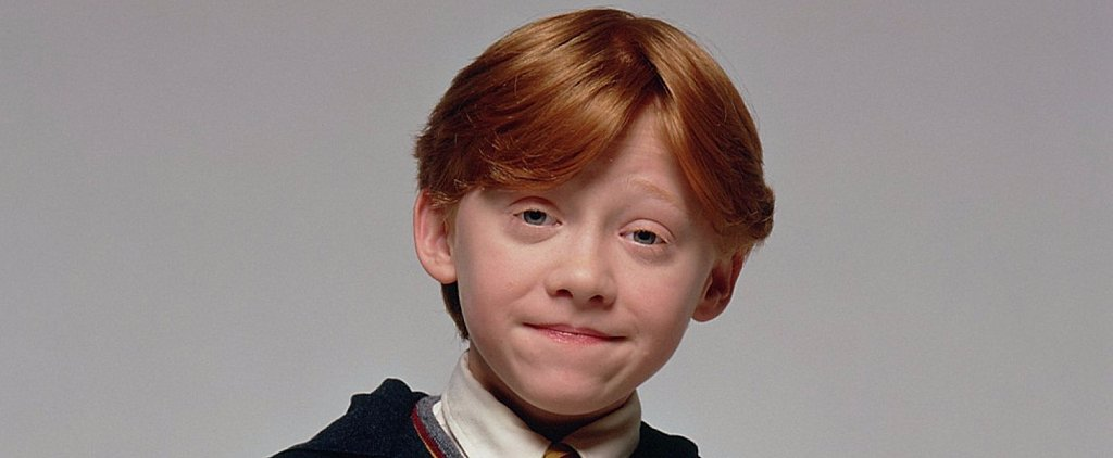 The Many Faces of Ron Weasley