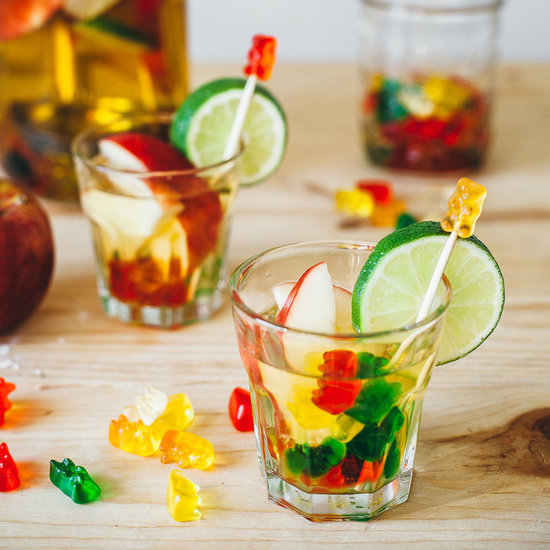 Candy Cocktails