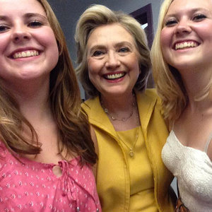 Presidential Selfie Girls Addy and Emma Nozell | Video