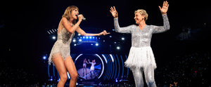 Ellen DeGeneres Joins Taylor Swift on Stage and It's Nothing Short of Amazing