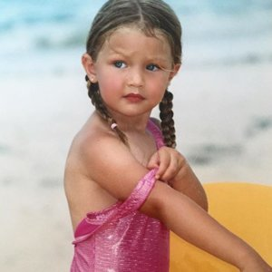 Yolanda Foster Shares Baby Photo of Gigi Hadid