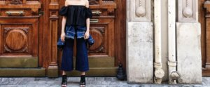 The Denim Trend You're About to See Everywhere