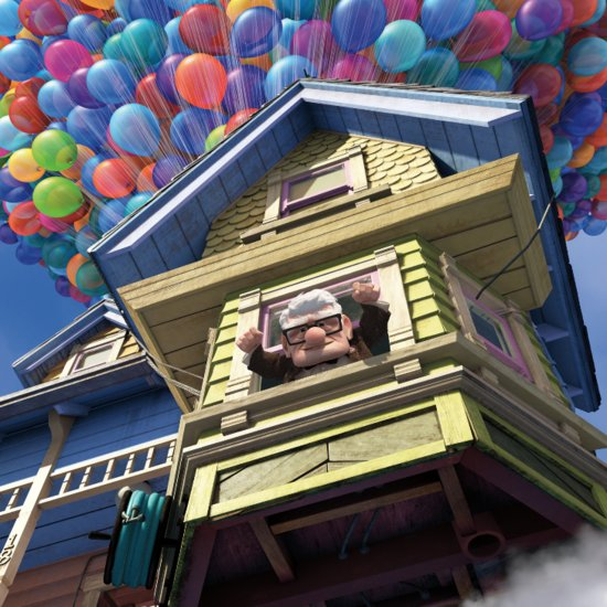 The Real-Life Up House Is Getting a Movie