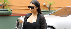 You Might Want to Thank Kim Kardashian For the Maternity Style Trend She Just Started