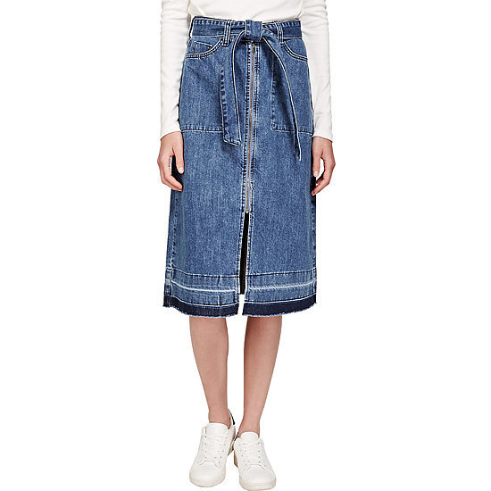 Denim Skirts Are Back and Here Are The Best To Buy