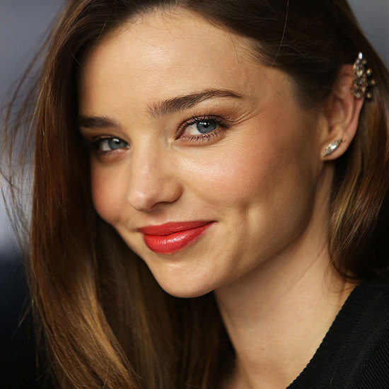 Miranda Kerr Different Beauty Looks
