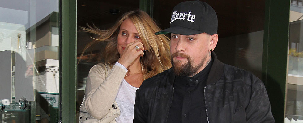 Benji Madden Proves That Chivalry Isn't Dead During a Sweet Outing With Cameron Diaz