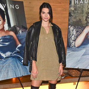 Kendall Jenner Masters Fall's Most Intimidating Boot Trend