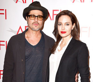 Angelina Jolie and Brad Pitt Are House Hunting in London: Details