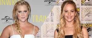 What?! Amy Schumer and Jennifer Lawrence Are Writing a Screenplay Together