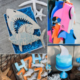 Ba-Dum, Ba-Dum! How to Throw Your Kiddo a Fierce Shark Birthday Party