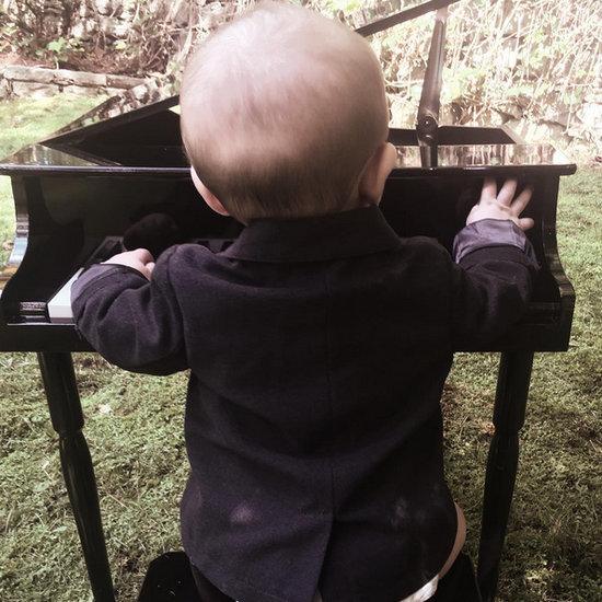 Pictures of Carrie Underwood's Son Isaiah on Instagram