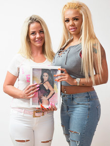 "British Mom and Daughter Spend $86,000 on Plastic Surgery to Look Like Katie Price, Use ""Sugar Daddy's"" Money to Pay for It"