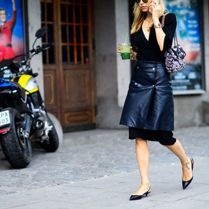 5 Styling Tricks To Steal From Stockholm Fashion Week
