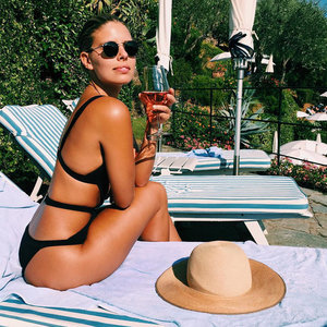 The Sexiest Celebrity Instagram Pictures August