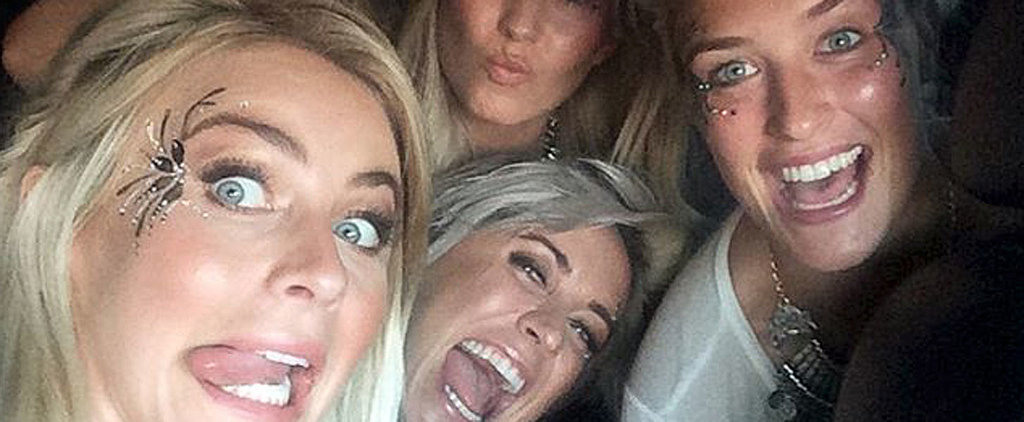 Julianne Hough Flashes Her Massive Engagement Ring Ahead of Taylor Swift's Concert