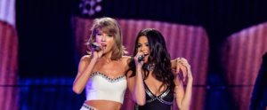 Taylor Swift and Selena Gomez Just Nailed BFF Style