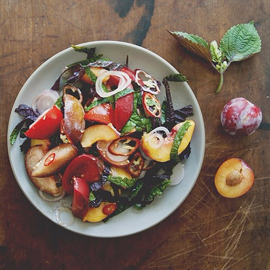 Asian Tomato Salad Recipe