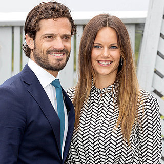 Prince Carl Philip and Princess Sofia in Varmland 2015
