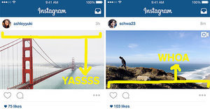 You Can Now Upload Landscape And Portrait Photos To Instagram