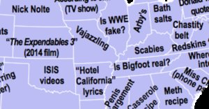 Embarrassing Phrases Your State Googles More Than Any Other