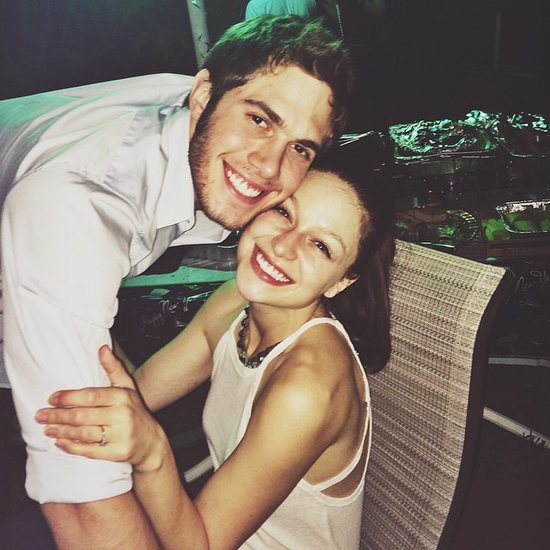 Cutest Instagrams of Blake Jenner and Melissa Benoist