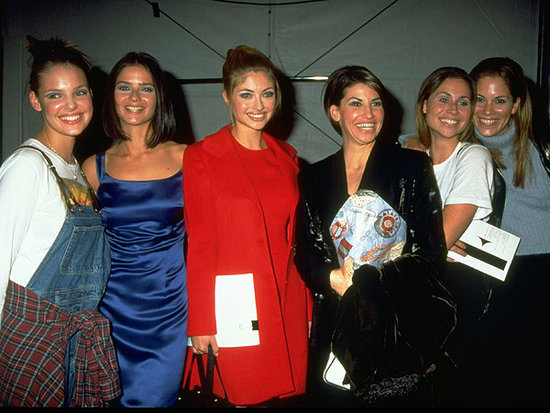 High Fashion #TBT: See a 16-Year-Old Katherine Heigl Hits the Runway for Nicole Miller 20 Years Ago!