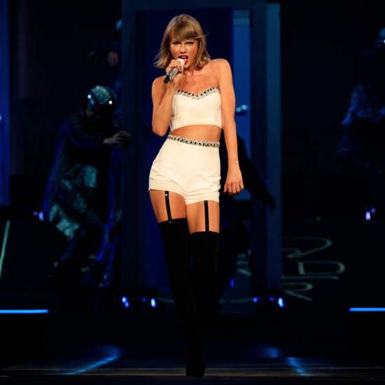 Why Taylor Swift Is an Anti-Celebrity